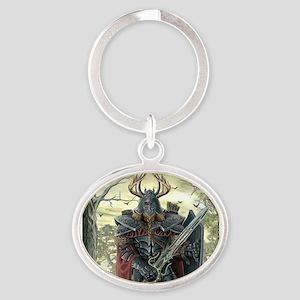 viking warrior Keychains