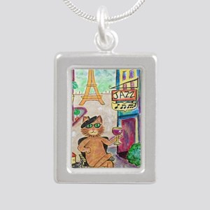 Jazz Cat Necklaces