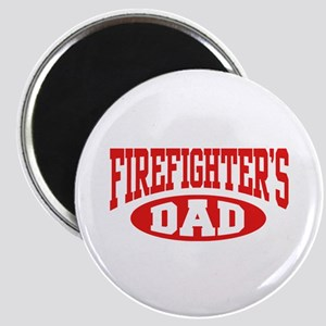 Firefighter's Dad Magnet