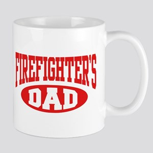 Firefighter's Dad Mug