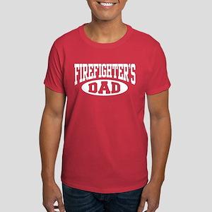 Firefighter's Dad Dark T-Shirt