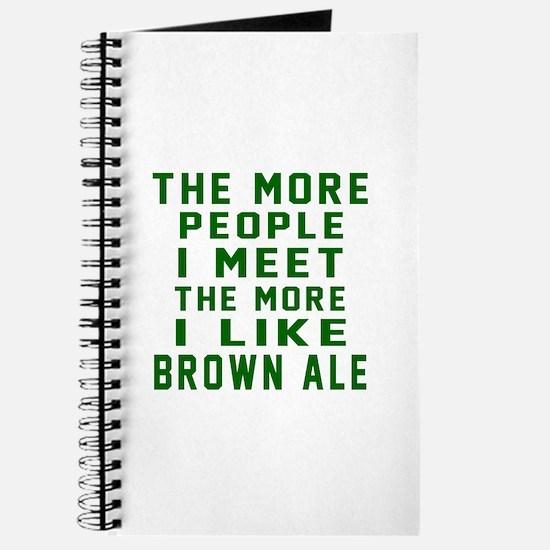I Like Brown Ale Journal