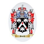 Smith Oval Ornament