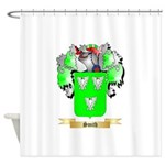 Smith 3 Shower Curtain