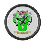 Smith 3 Large Wall Clock