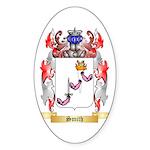 Smith (Ireland) Sticker (Oval)