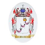 Smith (Ireland) Oval Ornament
