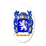 Smidth 20x12 Oval Wall Decal