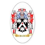 Smidt Sticker (Oval 10 pk)