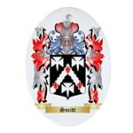 Smidt Oval Ornament
