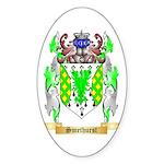 Smethurst Sticker (Oval 10 pk)