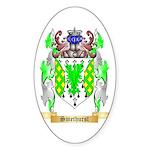 Smethurst Sticker (Oval 50 pk)