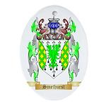 Smethurst Oval Ornament