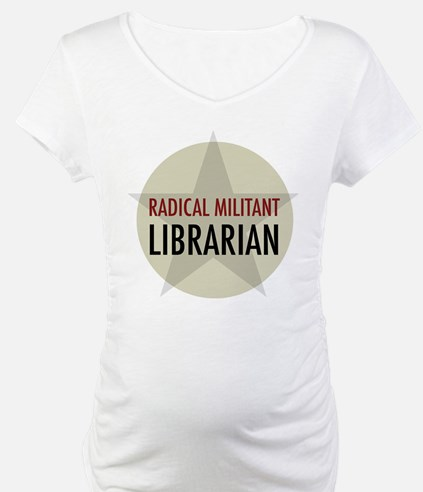 Radical Librarian Shirt