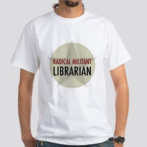 Radical Librarian Men's Classic T-Shirts