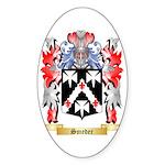 Smeder Sticker (Oval 50 pk)