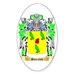 Smeaton Sticker (Oval)