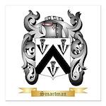 Smartman Square Car Magnet 3