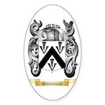 Smartman Sticker (Oval 10 pk)