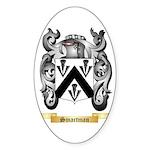 Smartman Sticker (Oval 50 pk)
