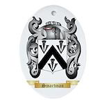 Smartman Oval Ornament