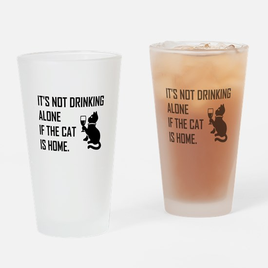 IT'S NOT... Drinking Glass