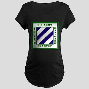 Third Infantry Maternity Dark T-Shirt