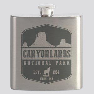 Canyonlands National Park Flask