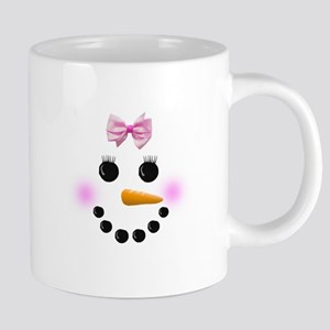 Snow Woman Mugs