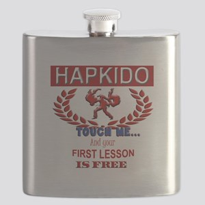 Hapkido Touch Me Flask