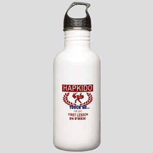 Hapkido Touch Me Water Bottle