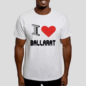 I Love Ballarat City Light T-Shirt