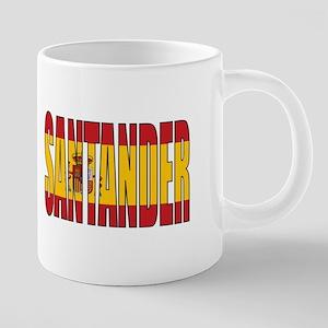 Santander Mugs