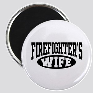 Firefighter's Wife Magnet