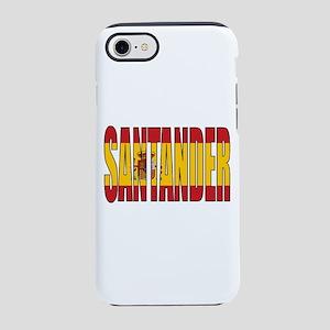 Santander iPhone 8/7 Tough Case