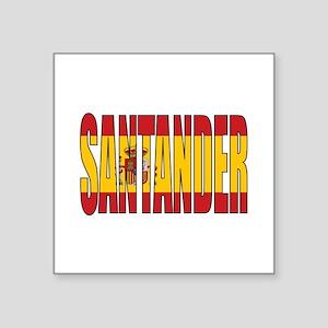 Santander Sticker