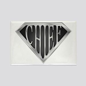 SuperChief(metal) Rectangle Magnet