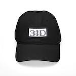 3ID Black Cap