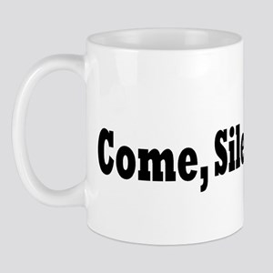 Come, Silent Walrus. Mug