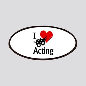 I Heart Acting Patch