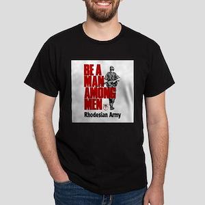 Rhodesian Recruiting Poster T-Shirt