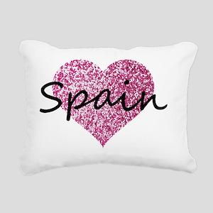 Spain Rectangular Canvas Pillow