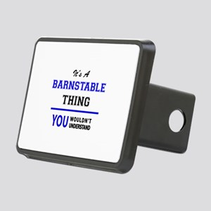 It's a BARNSTABLE thing, y Rectangular Hitch Cover