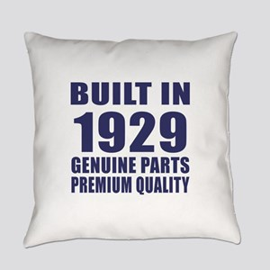 Built In 1929 Everyday Pillow
