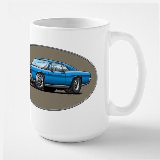 66-67 Blue GTO Mugs