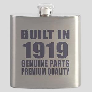 Built In 1919 Flask