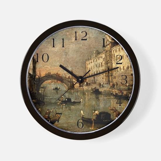 Old Italy * Wall Clock