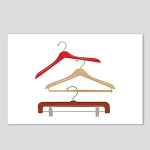 Clothes Hangers Postcards (Package of 8)