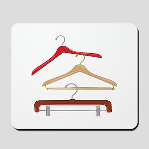 Clothes Hangers Mousepad