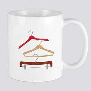 Clothes Hangers Mugs